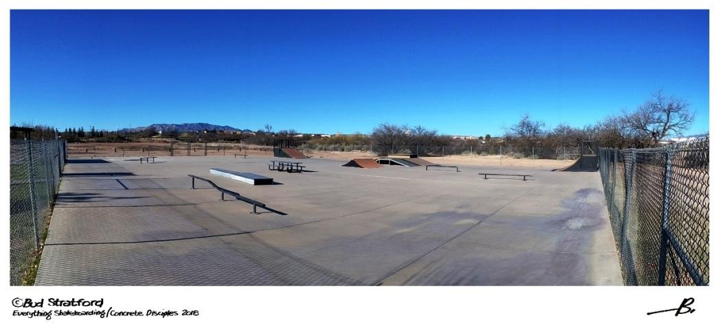 87263f352c64 Benson Skatepark