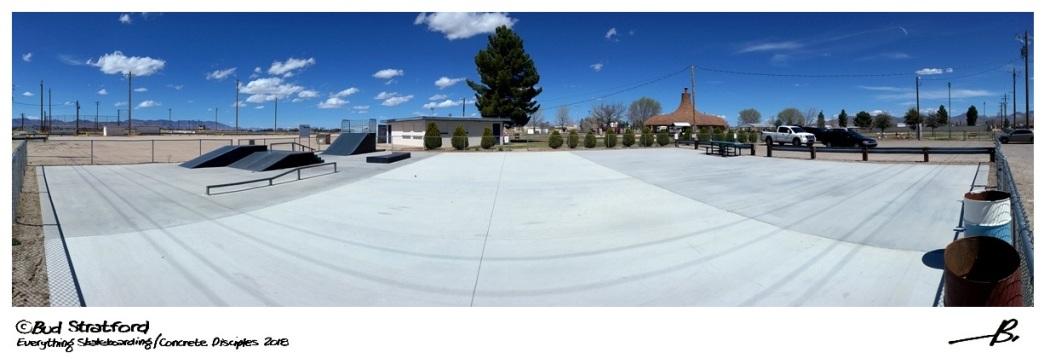 20d71aa63597 Willcox Skatepark