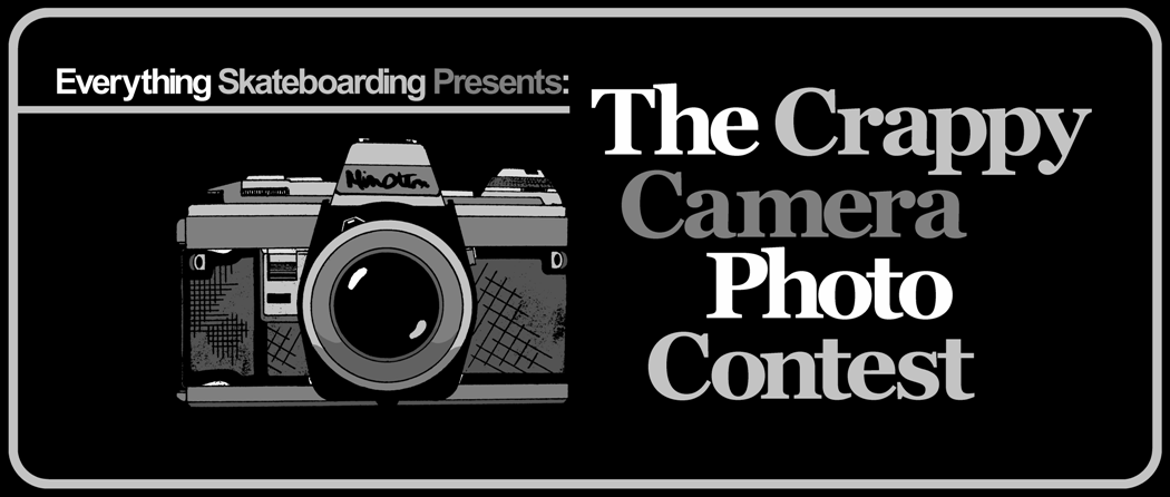 The Crappy Camera Photo Contest
