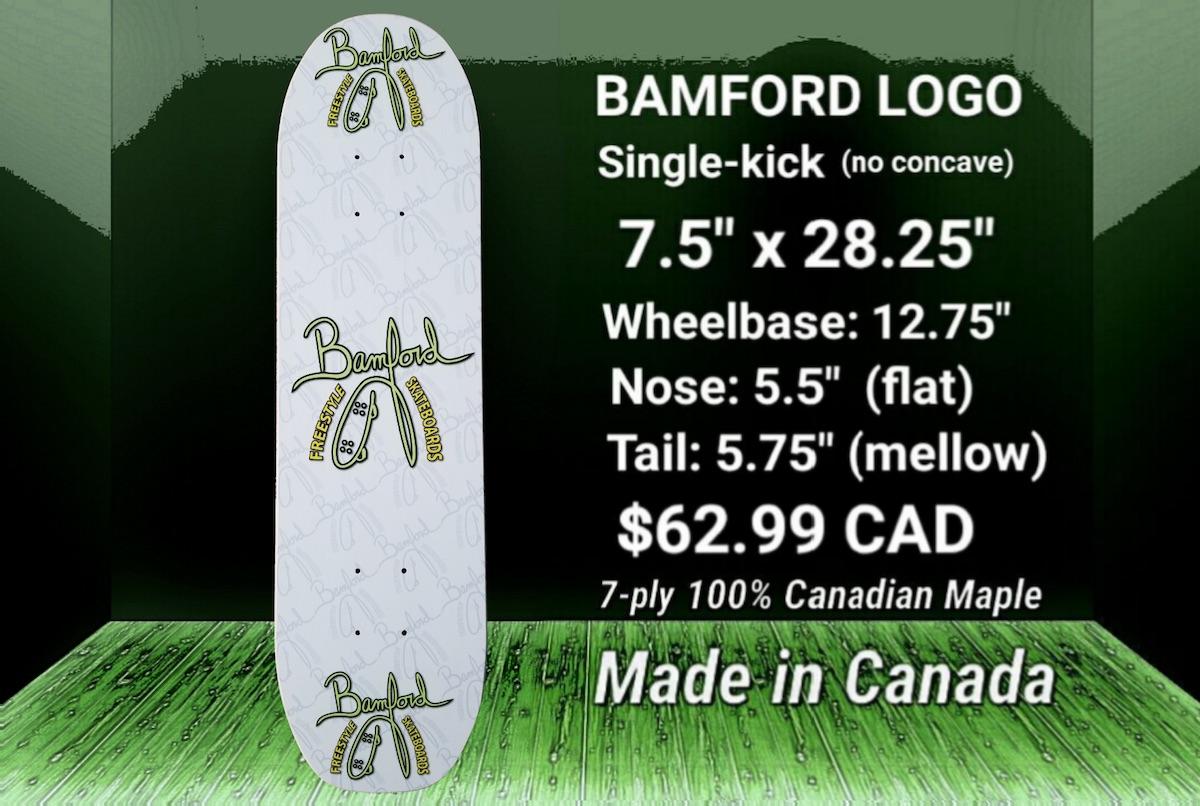 New Bamford Graphic